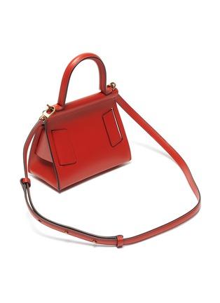 Detail View - Click To Enlarge - BOYY - 'Karl 19' mini buckle top handle bag