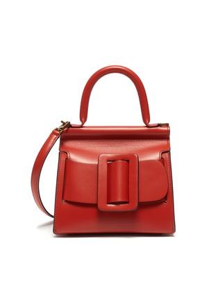 Main View - Click To Enlarge - BOYY - 'Karl 19' mini buckle top handle bag