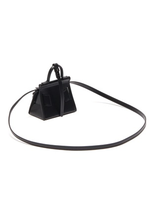 Detail View - Click To Enlarge - BOYY - 'Mini Karl Charm' leather bag