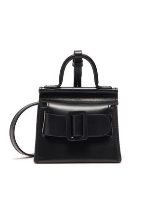 Main View - Click To Enlarge - BOYY - 'Mini Karl Charm' leather bag