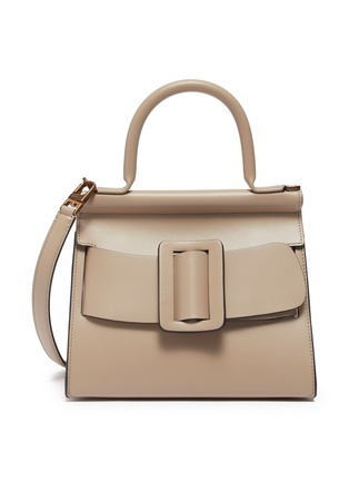 Main View - Click To Enlarge - BOYY - 'Karl 24' small flapover satchel buckle top handle bag