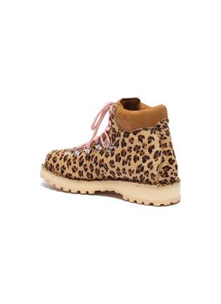 - DIEMME - 'Roccia' contrast lac calf hiker boots