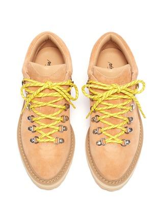 Detail View - Click To Enlarge - DIEMME - 'Monfumu' suede hiking boots