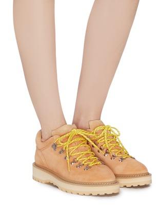 Figure View - Click To Enlarge - DIEMME - 'Monfumu' suede hiking boots