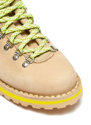 Detail View - Click To Enlarge - DIEMME - 'Roccia' suede hiking boots