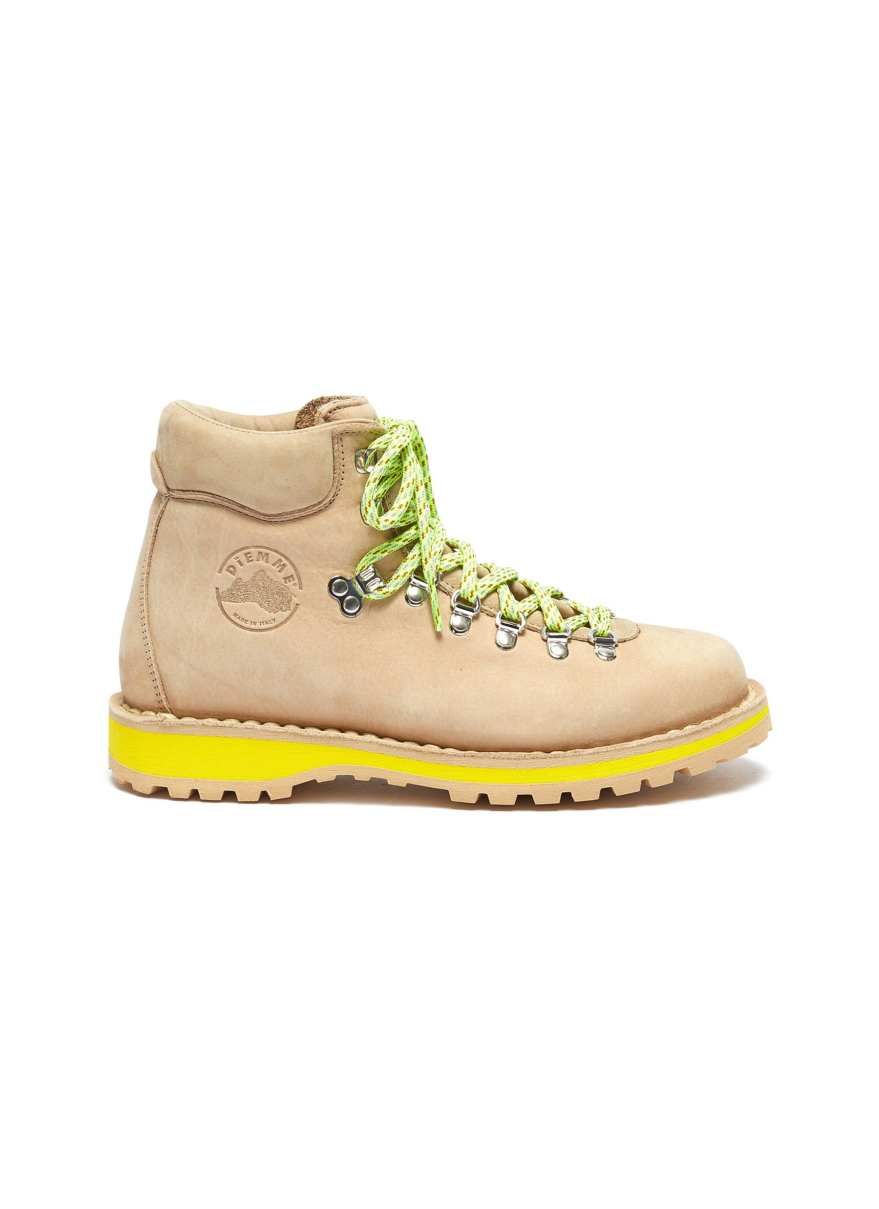 Roccia suede hiking boots by Diemme
