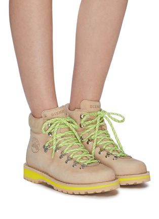 Figure View - Click To Enlarge - DIEMME - 'Roccia' suede hiking boots