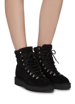 Figure View - Click To Enlarge - DIEMME - 'Monfumu' hiking boots
