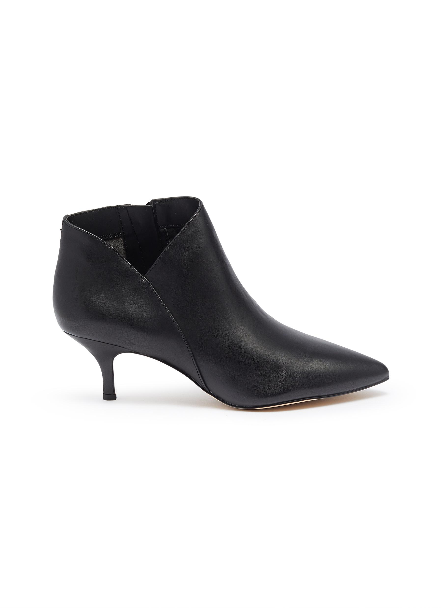 Kadison leather ankle boots by Sam Edelman