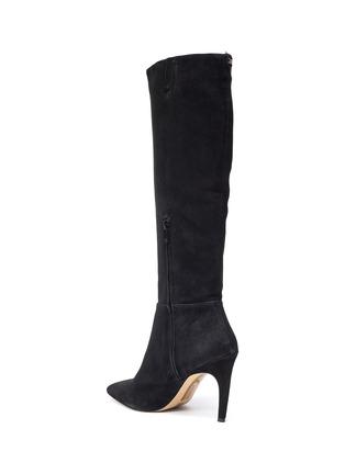 - SAM EDELMAN - 'Fraya' suede knee high boots