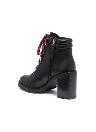 - SAM EDELMAN - 'Sade' lace up leather hiking boots