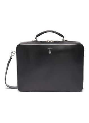Main View - Click To Enlarge - MARK CROSS - 'Baker Brief' in leather