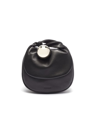 Main View - Click To Enlarge - JIL SANDER - Sphere pouch