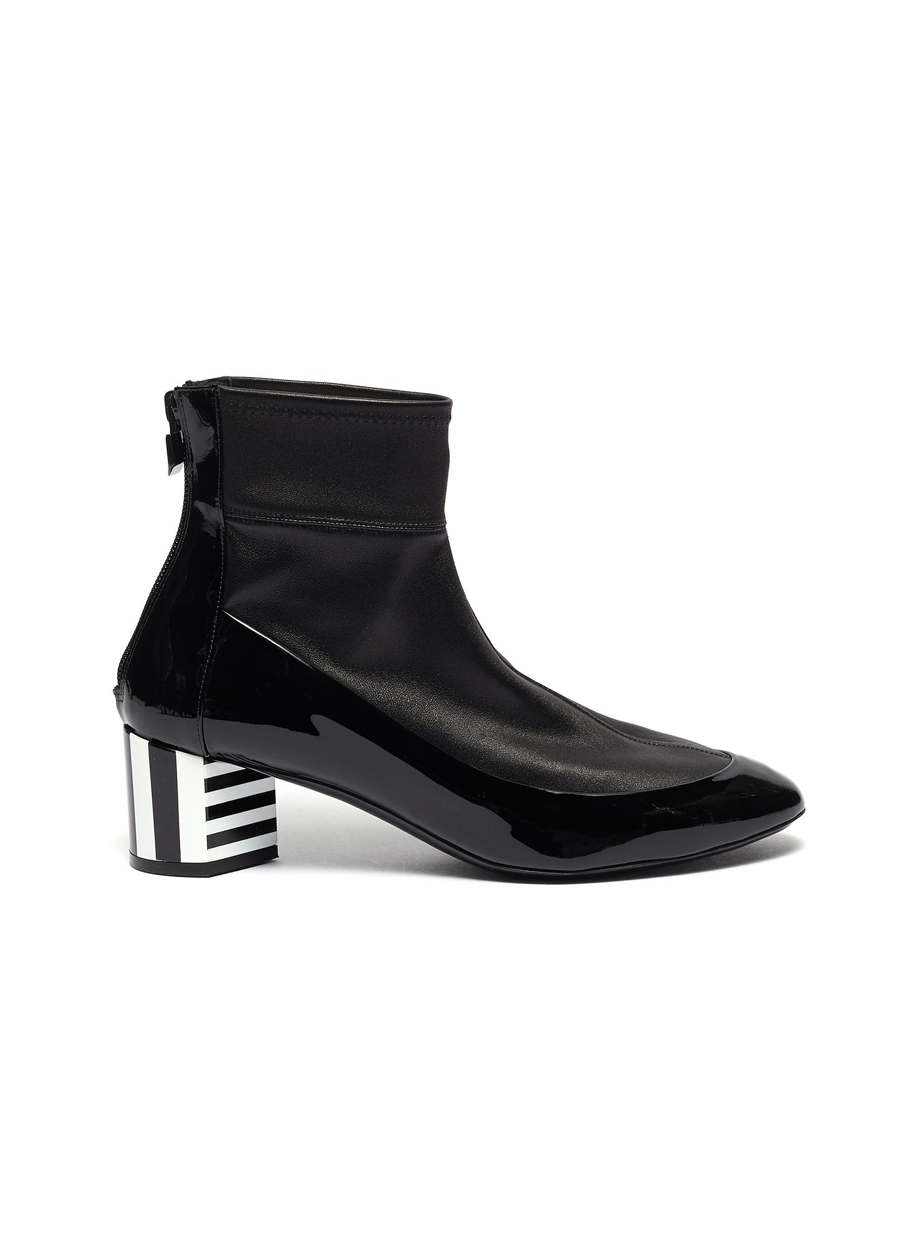 shop Pierre Hardy 'Illusion' leather ankle boots online