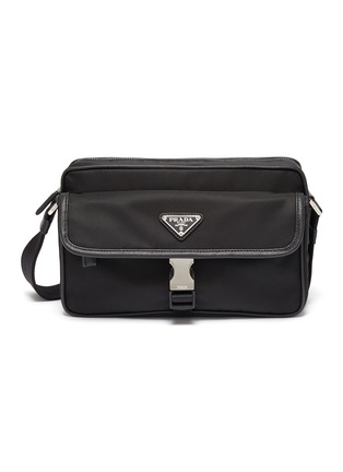 Main View - Click To Enlarge - PRADA - 'Tussuto' medium camera bag