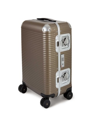 Main View - Click To Enlarge - FABBRICA PELLETTERIE MILANO - Bank light spinner 55 polycarbonate suitcase