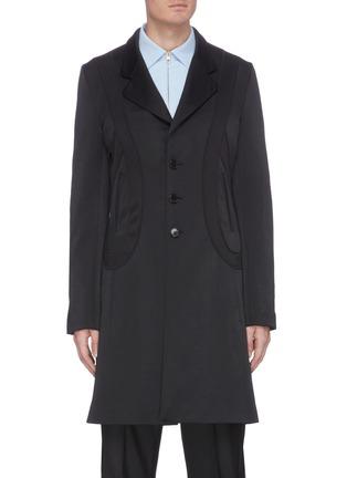 Main View - Click To Enlarge - KIKO KOSTADINOV - Lasso Long Blazer Coat