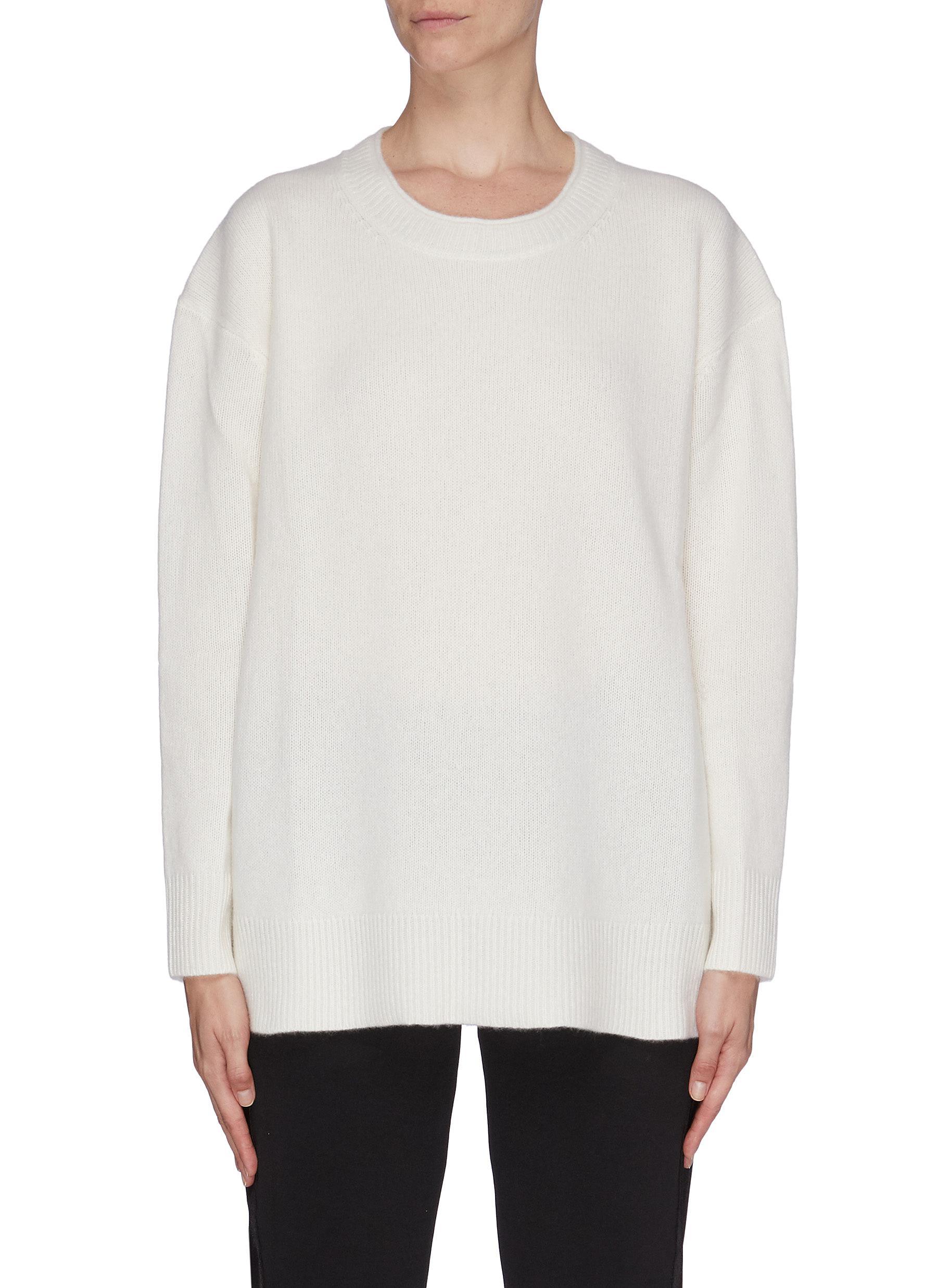shop James Perse Oversized crew neck sweater online