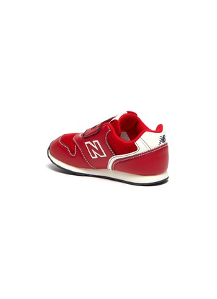 Detail View - Click To Enlarge - NEW BALANCE - '996' patchwork toddler sneakers