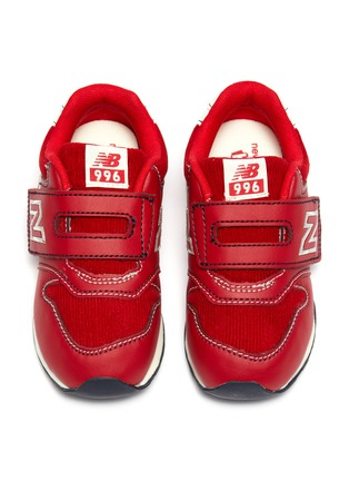 Figure View - Click To Enlarge - NEW BALANCE - '996' patchwork toddler sneakers