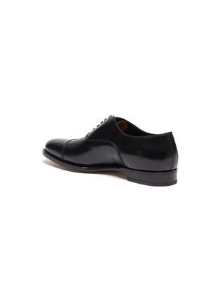 - SANTONI - 'Wilson' leather Oxfords