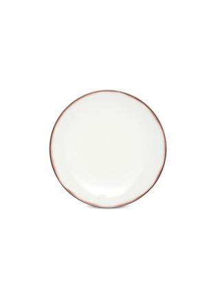 Main View - Click To Enlarge - BOTTEGA VENETA - Vanishing Woven Dinner Plate – Ebano