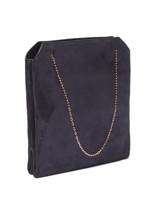 Detail View - Click To Enlarge - THE ROW - 'Small Lunch Bag' in suede