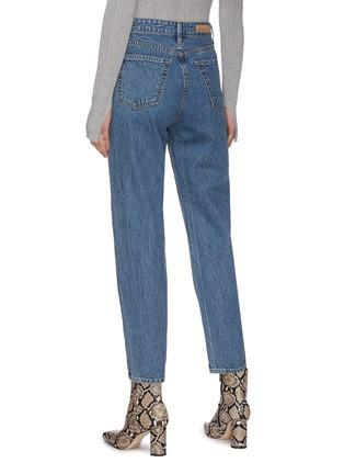 Back View - Click To Enlarge - GRLFRND - 'Devon' boyfriend jeans