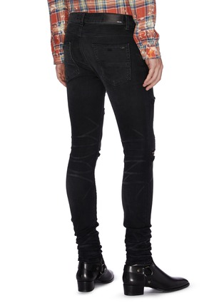 Back View - Click To Enlarge - AMIRI - 'Thrasher' distressed Jeans