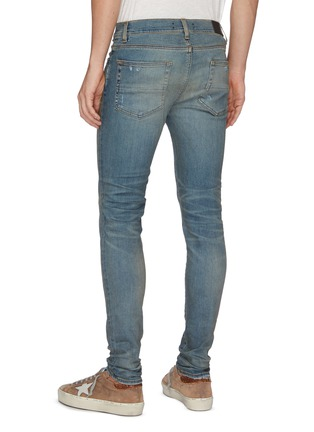 Back View - Click To Enlarge - AMIRI - Stacked jeans