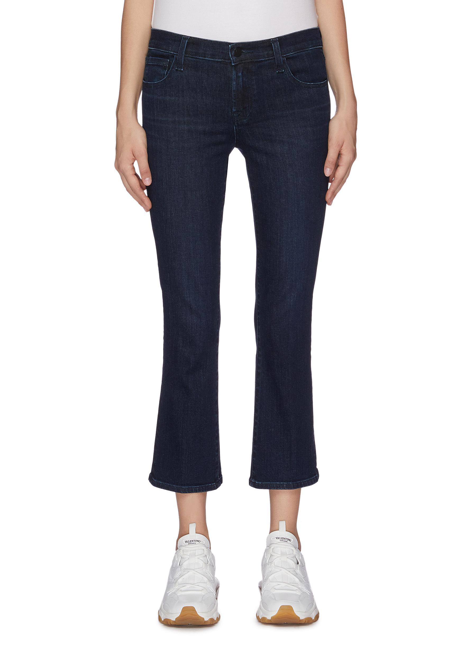 shop J Brand 'Selena' cropped pants online