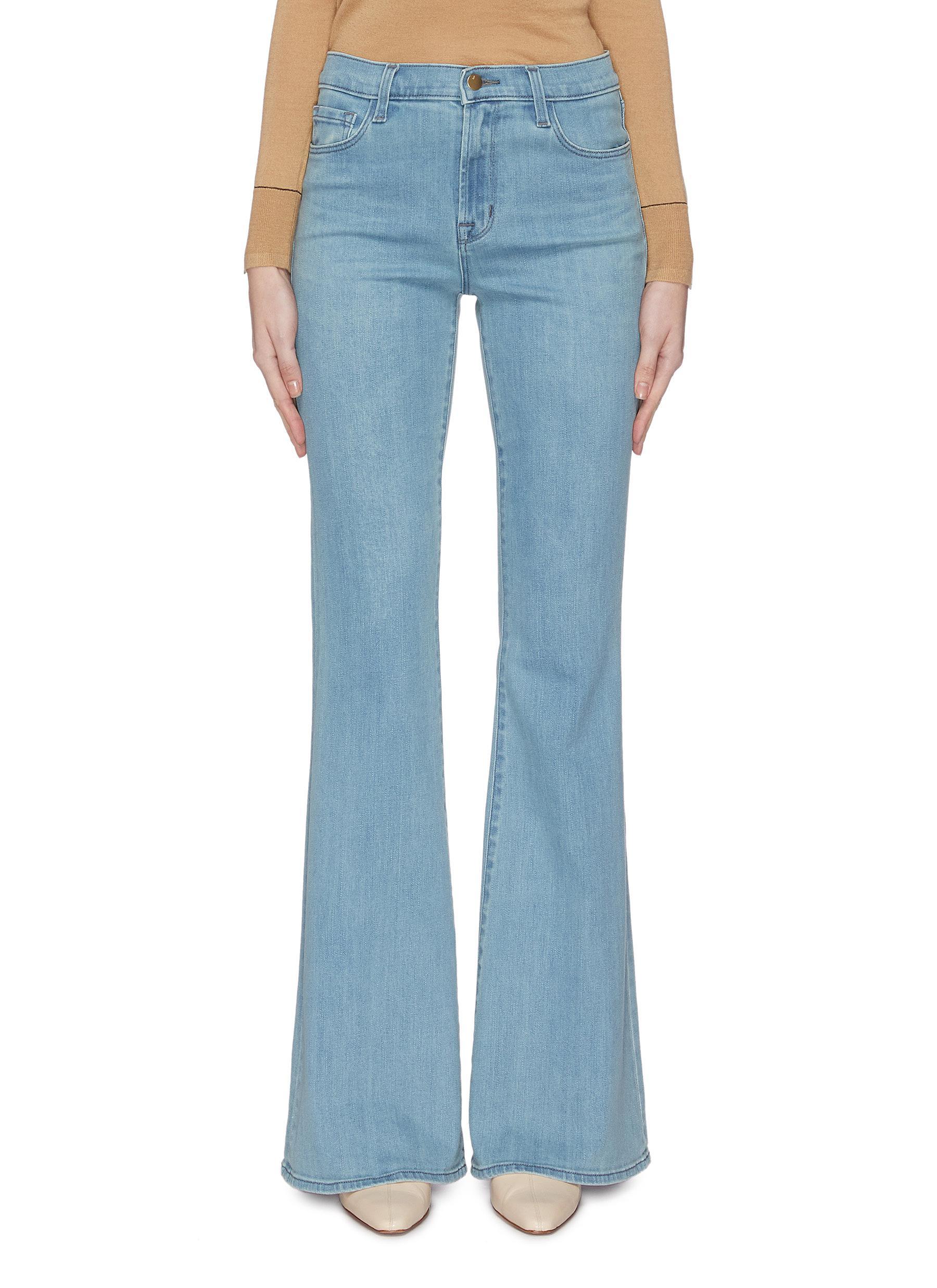 Buy J Brand Jeans 'Valentina' flared jeans