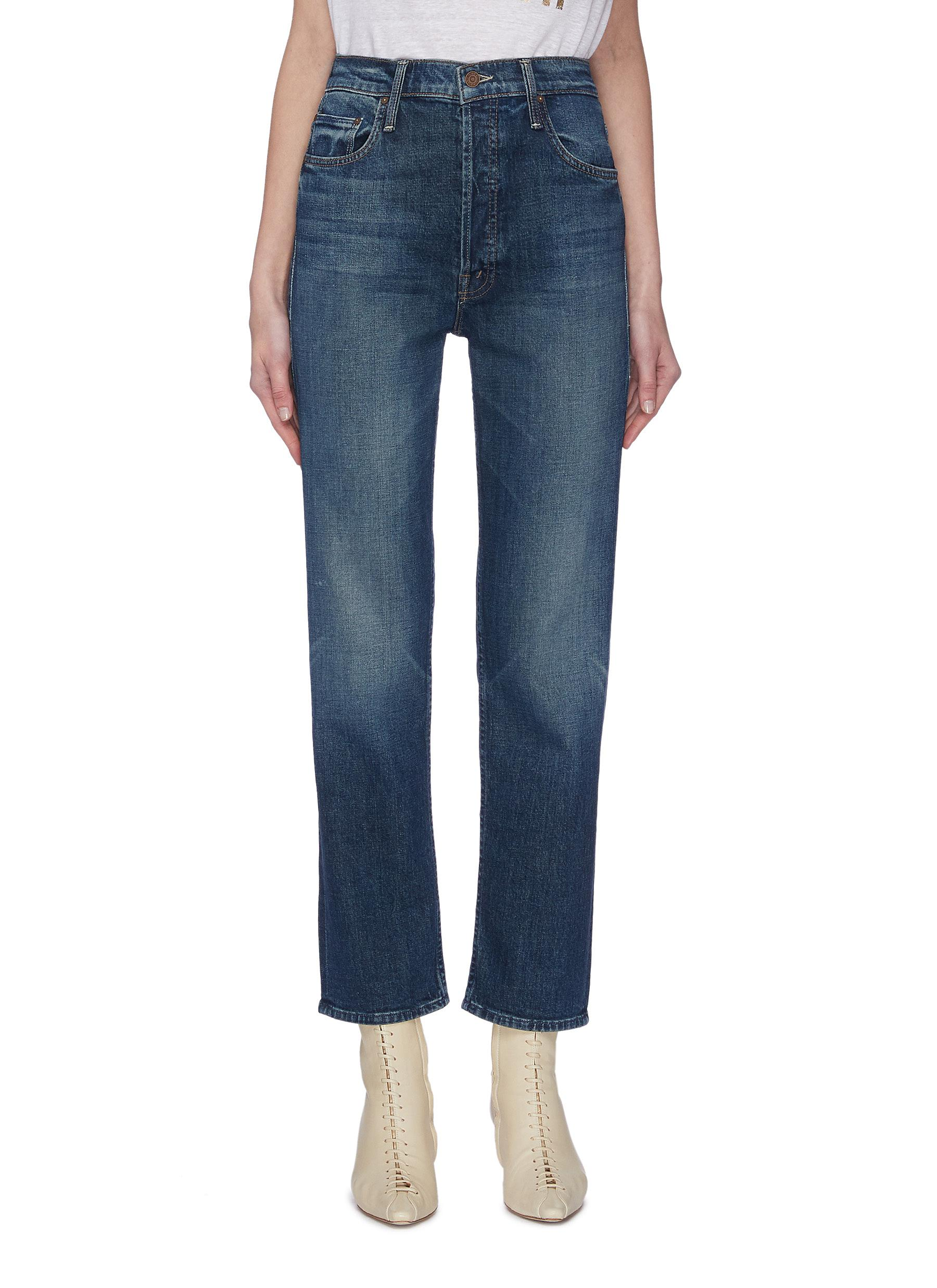 Buy Mother Jeans 'The Tomcat Ankle' Crop Jeans