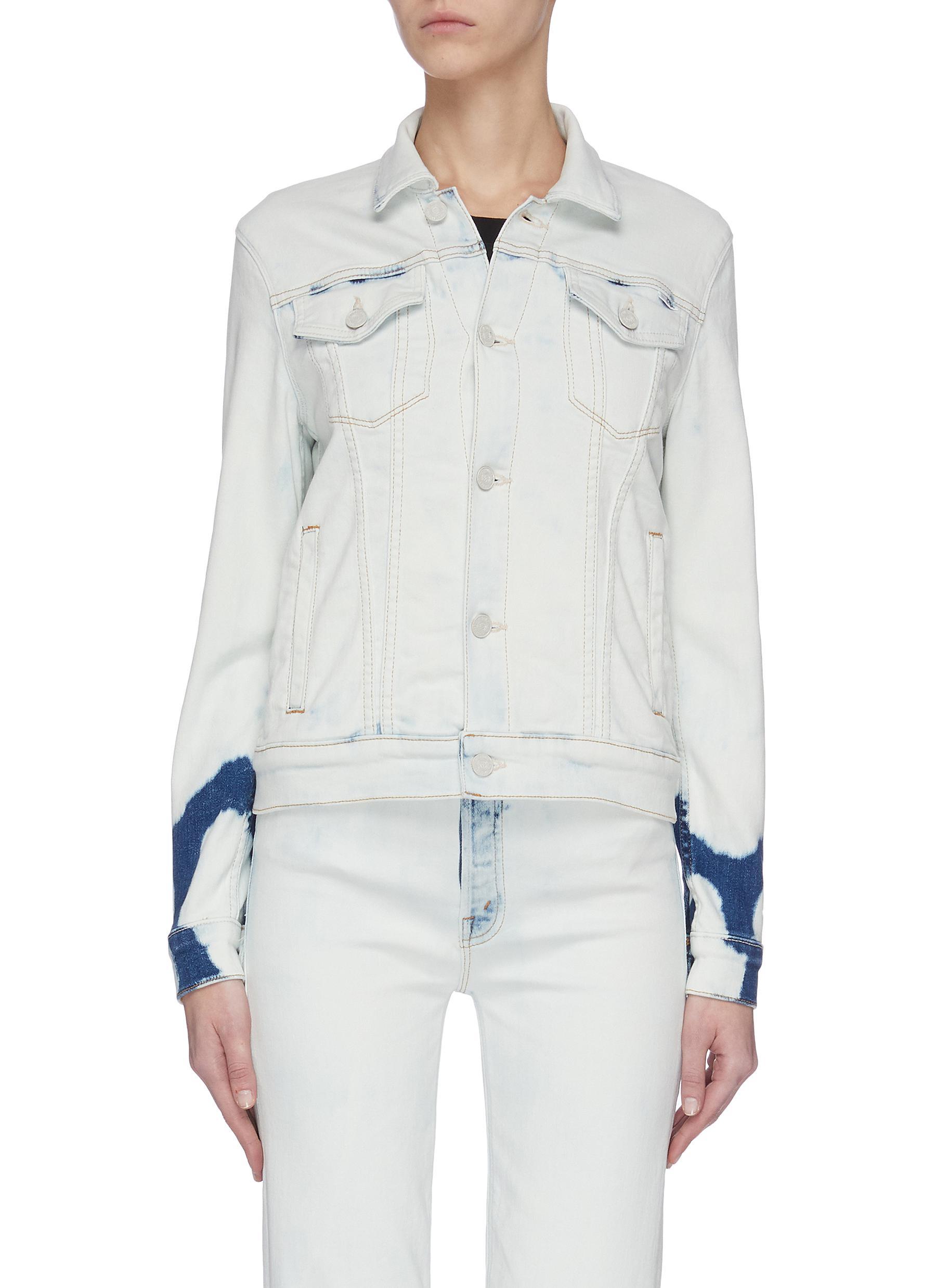 shop Mother 'The Pocket Bruiser' Tie-dye Jacket online