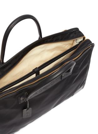 Detail View - Click To Enlarge - FELISI - Nylon briefcase