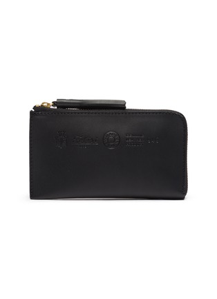 Main View - Click To Enlarge - FELISI - THREE-IN-ONE TASSEL LEATHER ZIP AROUND WALLET