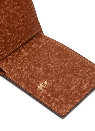 Detail View - Click To Enlarge - MARK CROSS - Leather bifold wallet