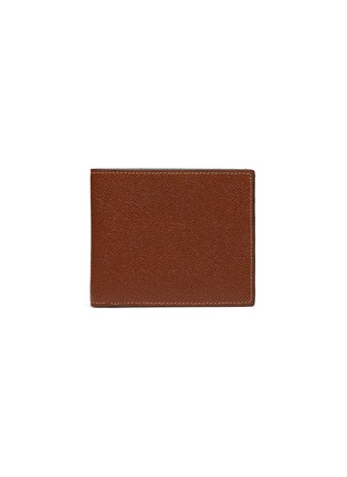 Main View - Click To Enlarge - MARK CROSS - Leather bifold wallet