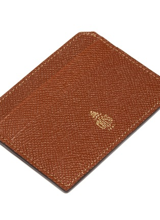 Detail View - Click To Enlarge - MARK CROSS - Leather card case