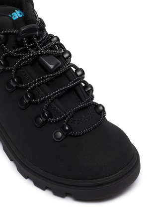 Detail View - Click To Enlarge - NATIVE - 'Fitzsimmon Treklite' toddler hiking boots