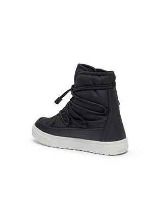 Detail View - Click To Enlarge - NATIVE - 'Chamonix' kids nylon snow boots