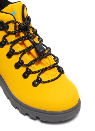 Detail View - Click To Enlarge - NATIVE - 'Fitzsimmon Treklite' kids hiking boots