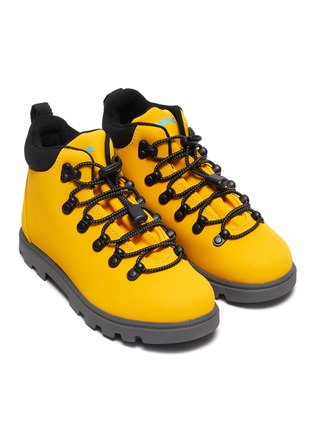 Figure View - Click To Enlarge - NATIVE - 'Fitzsimmon Treklite' kids hiking boots