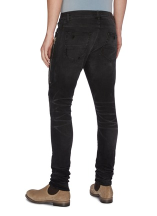 Back View - Click To Enlarge - AMIRI - 'Half Track' Jeans