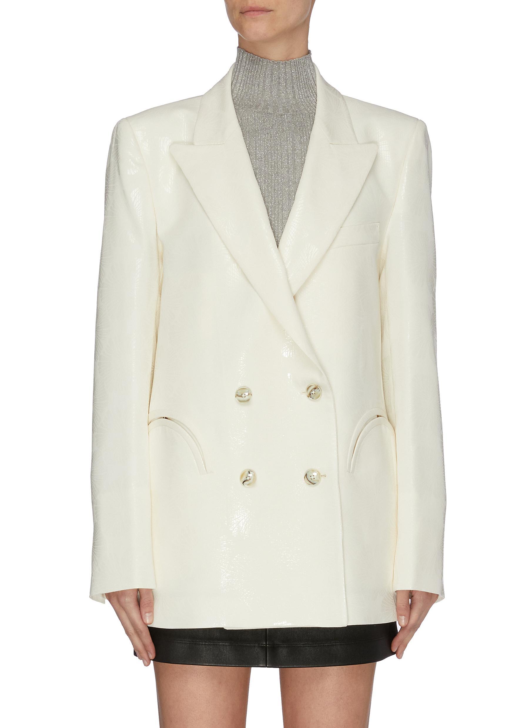 Buy Blazé Milano Blazers 'Everynight' double breast blazer