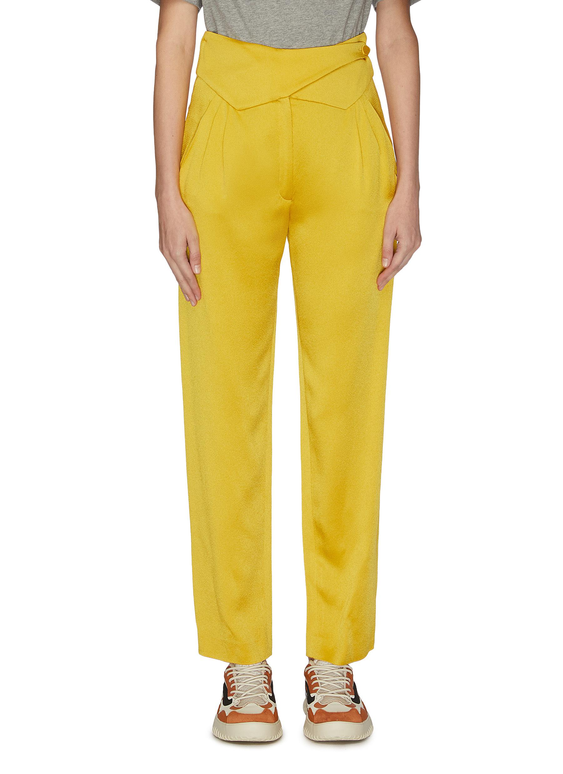shop Blazé Milano Slim fit basque pants online