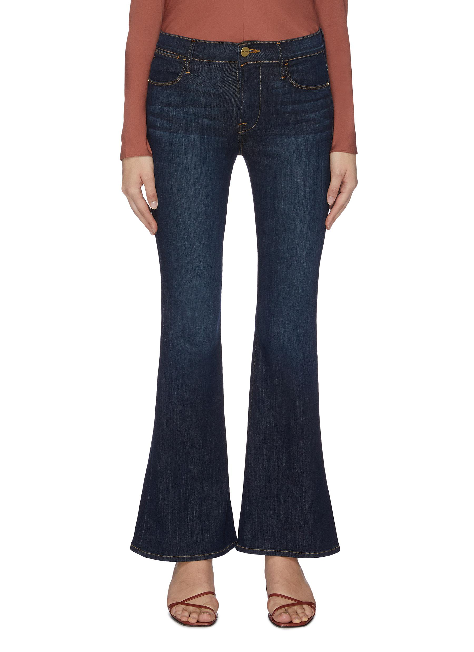 Buy Frame Denim Jeans 'Le Pixie High Flare' jeans