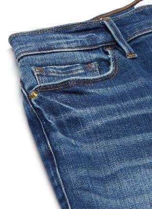 - FRAME DENIM - 'Ali Cigarette' high rise jeans