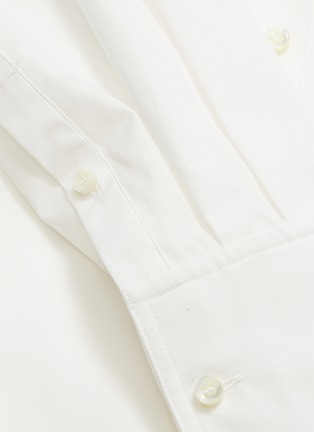 - FRAME DENIM - Clean collar tailored shirt