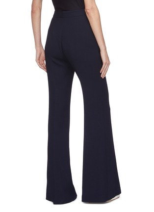 Back View - Click To Enlarge - GABRIELA HEARST - 'Leda' flare pants